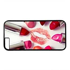 "Lipsticks Theme Case for iPhone 6 Plus (5.5"") PC Material Black by mcsharks"