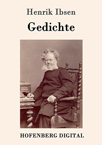 Amazoncom Gedichte German Edition Ebook Henrik Ibsen
