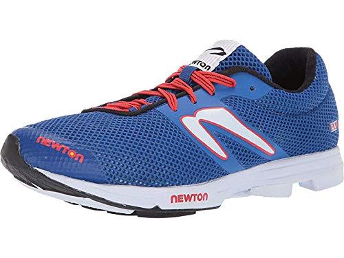 Newton Running Men's Distance Elite Cobalt/Red 6 D US