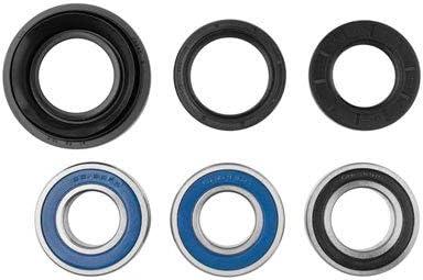 2005-2014 Honda Rubicon 500 4x4 ATV Rear Wheel Bearing /& Seal Kit