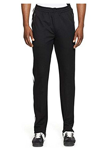 n's Pique Track Pants (Black) (Small) ()