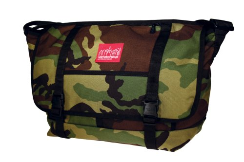 Manhattan Portage New York Messenger Bag (Camo) by Manhattan Portage