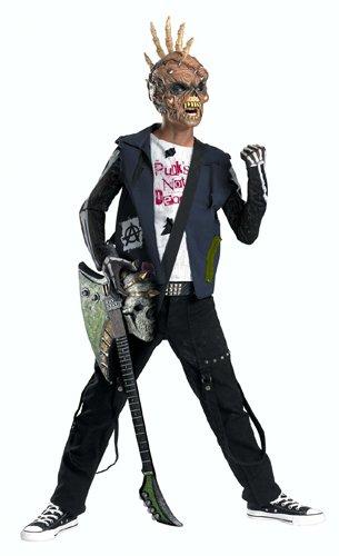 Costume Dead Rockstar (Punk Creep - Size: Child)