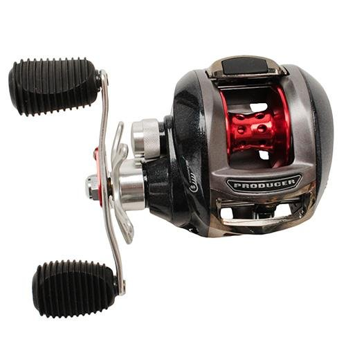 Pinnacle Producer X Baitcast Reel, 7.0:1