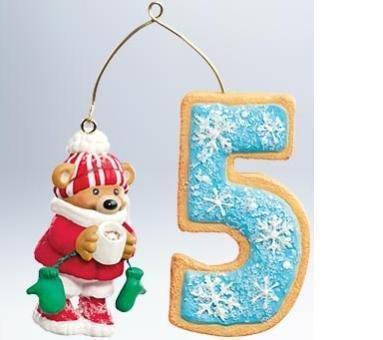 Hallmark Childs Fifth Christmas Ornament (Hallmark 2010 - My 5th Fifth Christmas)