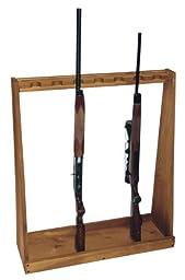 Evans Sports Standing Rifle Rack