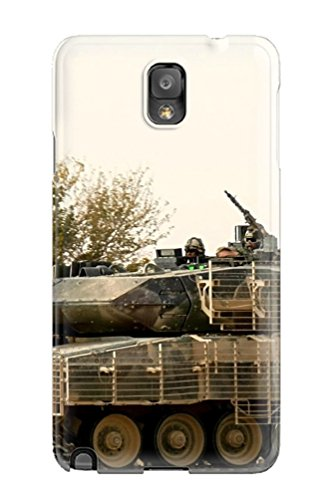 Tpu Case Cover For Galaxy Note 3 Strong Protect Case (Bejeweled Tank)