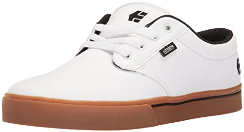 Etnies Skate 2 Jameson Black White Shoe Gum Eco trraxwq7