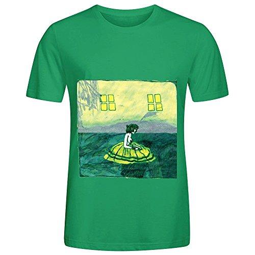 Animal Collective Prospect Hummer Pop Mens O Neck Design T Shirt Green