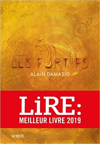 Amazon Fr Les Furtifs Alain Damasio Yan Pechin Livres