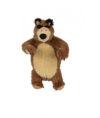 Simba 109301942 25 cm Masha Bear Plush Toy Simba Toys