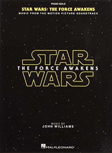 Star Wars: The Force Awakens (Piano Solo Songbook)