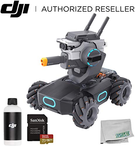 DJI RoboMaster S1 Intelligent Educational Robot STEM with Programmable Modules Starters Bundle