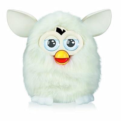 Furby White from Hasbro