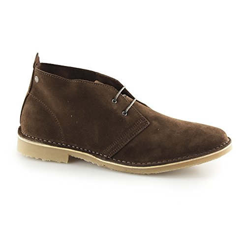 Marrón Suede Chocolate amp; Jones Hombre Jack Para Brown Desert Botas Jfwgobi IBwTtvqtx