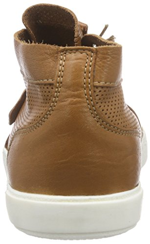 459 ILC candies I Top Braun Hi Women's love Cognac Ld Sneaker Sneakers Brown qZ7SE