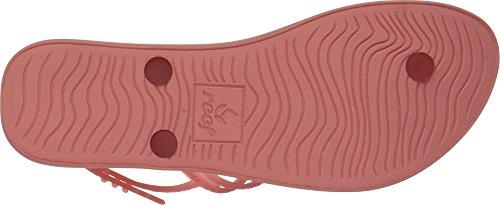 T Escape Sandals Reef Women's Lux Coral qS1wznO6