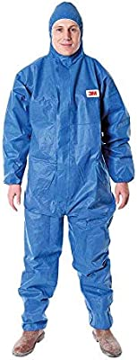 4515-B-2XL 3M Protective Coverall Blue