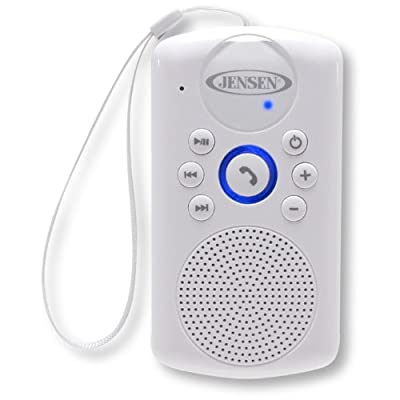 Jensen SMPS640 Audio Shower Bluetooth Speaker by Jensen