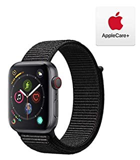 AppleWatch Series4 (GPS+Cellular, 44mm) - Space Gray Aluminum Case with Black Sport Loop with AppleCare+ Bundle (B07RMBH3X8) | Amazon price tracker / tracking, Amazon price history charts, Amazon price watches, Amazon price drop alerts