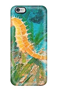 Hot Style LmqKfog8312qOgWo Protective Case Cover For Iphone6 Plus(seahorse_hippocampus)