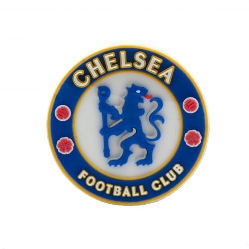 Chelsea Crest Magnet Official Football Merchandise Souvenir Gift by Chelsea F.C.