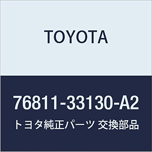 Toyota 76811-33130-A2 Luggage Compartment Door Garnish