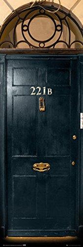 Sherlock - TV Show Door Poster / Print (Baker Street 221B - Door) ( & Amazon.com: Sherlock - TV Show Door Poster / Print (Baker Street ...
