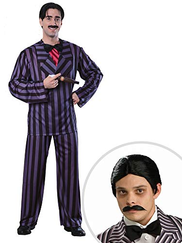 Addams Family Gomez Costume Kit Adult XL with