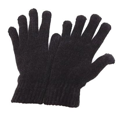 Ladies/Womens Chenille Winter Magic Gloves
