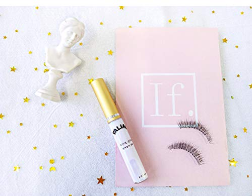 debb6c909ff YALIAO Eyelash Glue - Ultra Bonding  Power\Hypoallergenic\Long-lasting\FastDrying - Waterproof Lash Extension  Medical Grade for Sensitive Skin withApplicator ...