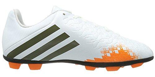 Adidas Predito LZ TRX HG Football Boots white / orange / ...