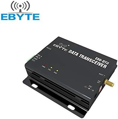 EBYTE Transceptor inalámbrico RS232 RS485 Modbus 433MHz 5W ...