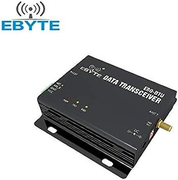 EBYTE LoRa RS232 RS485 433MHz TCXO 1W E90-DTU-433L30 ...
