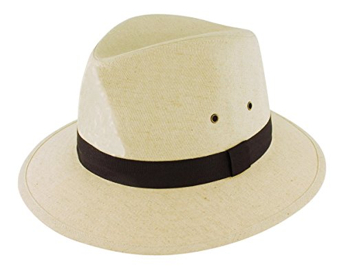 Failsworth Millinery Ambassador In Natural, Size: - Men's Ambassador Hat