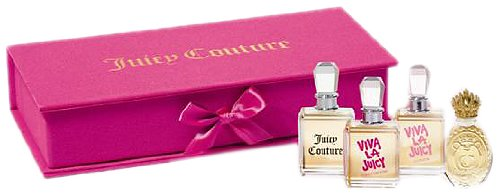 Amazon.com : Juicy Couture Mini Collection, 0.17 Ounce : Fragrance ...