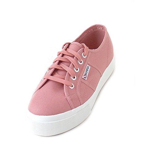 Superga 2730-Cotu, Zapatillas Para Mujer Rosa