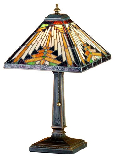 (Nuevo Mission Accent Table Lamp)