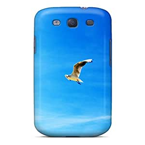 Durable Seagulls In Flight Back Cases/covers For Galaxy S3