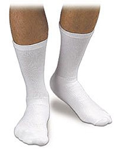 Activa® CoolMax® Athletic Support Socks, 20-30 mm Hg Crew Large # H31313