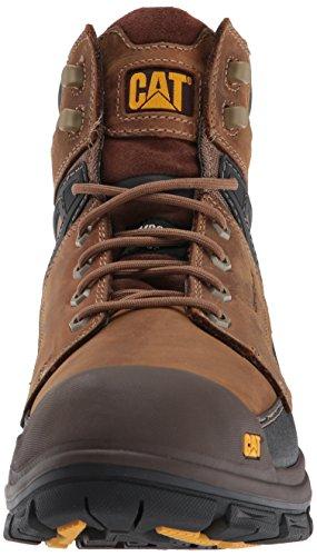 Chaleco Para Hombre Caterpillar Impermeable Nano Toe / Beige Oscuro Zapato Industrial Y De Construcción Beige Oscuro