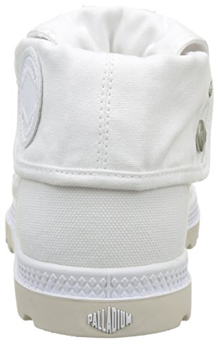 Blanc Femme Sneakers Basses Baggy Lp Low Palladium white moonbeam q6IxYXtn