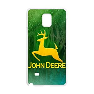 Quotes protective Phone Case john deere logo For Samsung Galaxy Note 4 N9100 NP4K02681