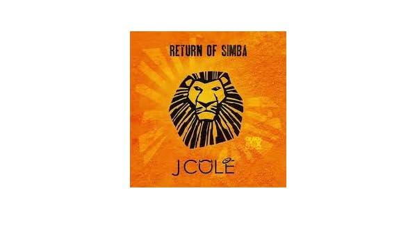 return of simba j cole download