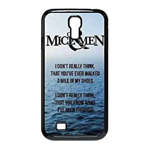 diy Custom Cover Case for SamSung Galaxy S4 i9500 - Of Mice & Men case 4