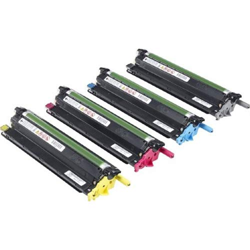 Laser Toner Drum Kit - Dell TWR5P C/M/Y/K 55000 Page Imaging Drum Cartridge for Dell C2660dn, Dell C2665dnf, Dell C3760n, Dell C3760dn, Dell C3765dnf Color Laser Printer