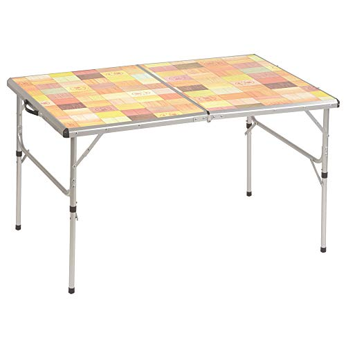 (Coleman 2000020278 Table Pack-Away Outdoor Folding)