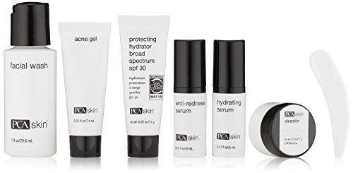 PCA SKIN The Sensitive Oily Skin Solution