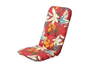 Dajar 49500 - Sillas y sillones almohadilla etna 6 cm de alto, multicolor
