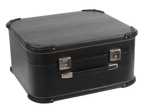 Alpenklang Luxus Custodia per Fisarmonica/Armonica, 48 Bassi, Nero 00022844 sellerccB401829